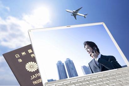 海外出張・渡航費と損金経費